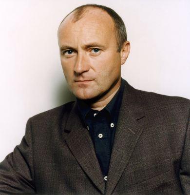 Phil Collins makes his 2010 return