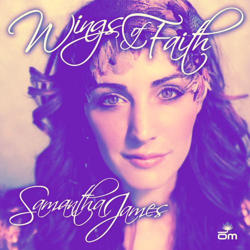 Samantha James – Wings Of Faith