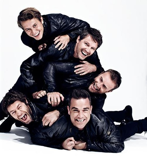 Take That – Ingredients of a historical comeback