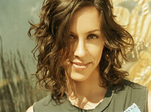 "Alanis Morissette: Listen to ""Magical Child"""