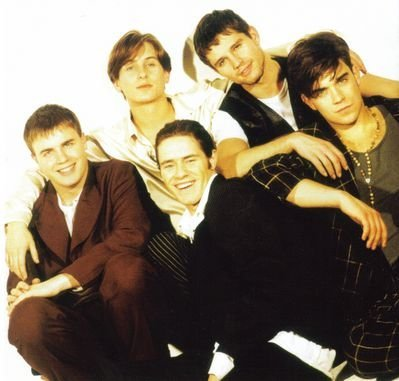"""90s Flashback: Take That """"borrows"""" from Rick Astley"""