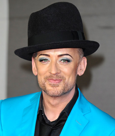 "Boy George reinvents his sound on ""King Of Everything"""