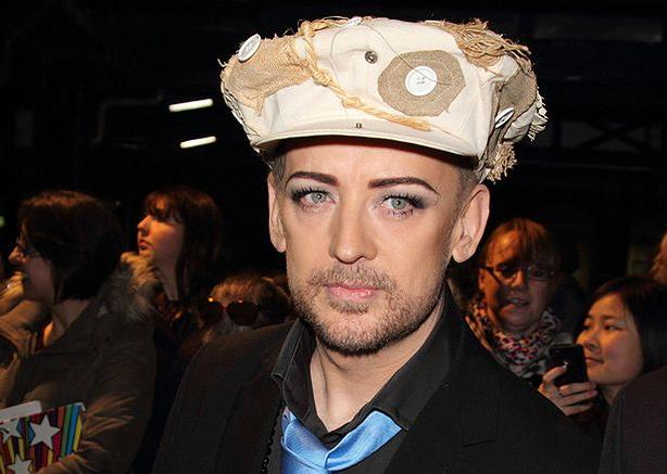 Interview with Boy George (October 2013)