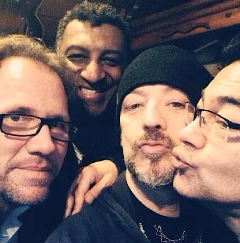 Culture Club's new album is slated for an early 2015 release