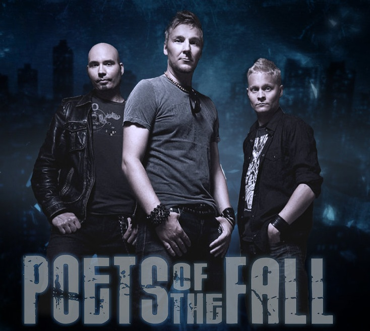 "Poets Of The Fall throw a mean punch with ""Daze"""