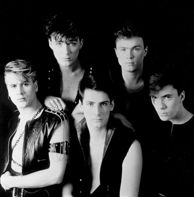 "Spandau Ballet returns with ""This Is The Love"""