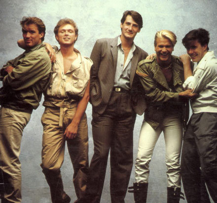 "Calling all Spandau Ballet fans to celebrate the release of ""The Story"""