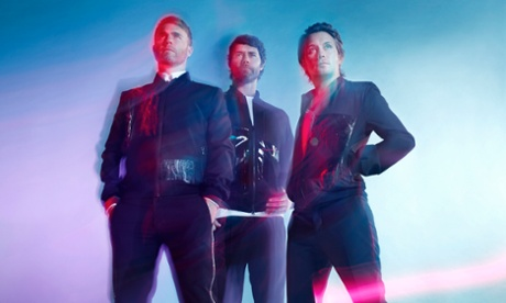 "Take That bounce back with ""These Days"""