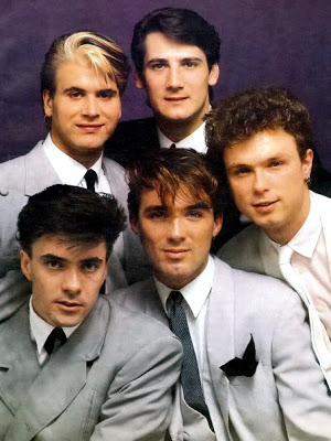 """Steal"" by Spandau Ballet is 2014's modern romantic classic"