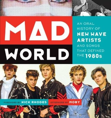 "Interview with Lori Majewski (March 2015): Author of ""Mad World"""