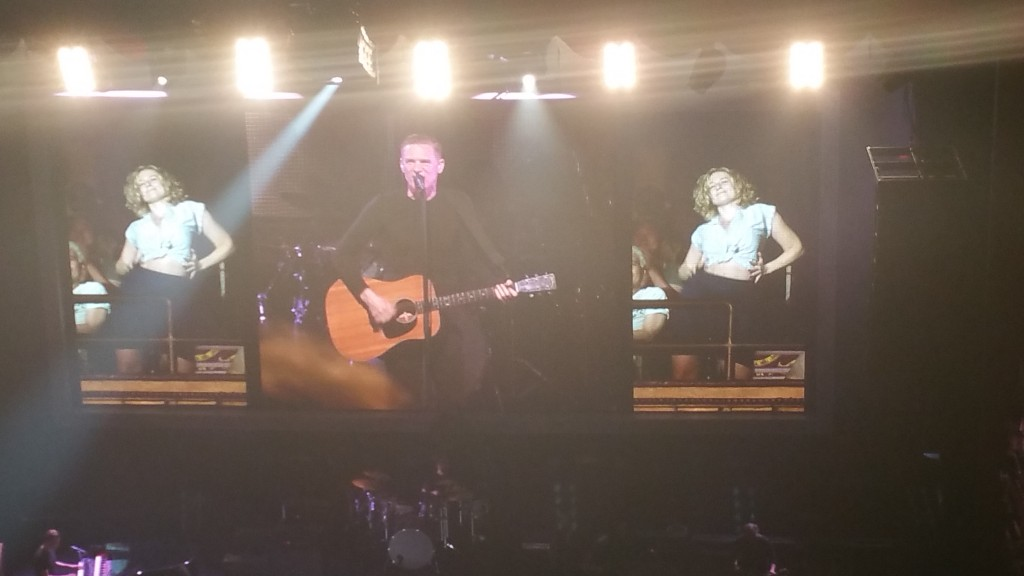 "Bryan Adams performing ""If Ya Wanna Be, Ya Gotta Be Good"""