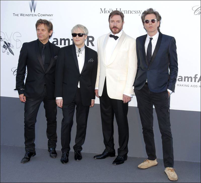 """Duran Duran proves they are still """"cool"""" at the Capitol Theatre in Port Chester"""