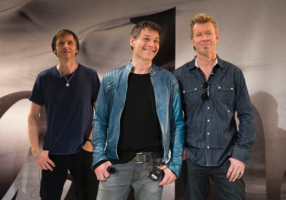 "Is there enough demand for a North American a-ha tour to promote ""Cast in Steel""?"