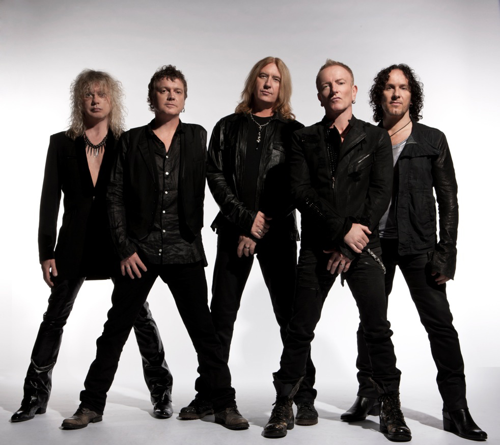 Def Leppard's new album signifies multiple nods to the band's past