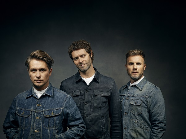 "Take That unapologetically revisits the 90s on ""Hey Boy"""