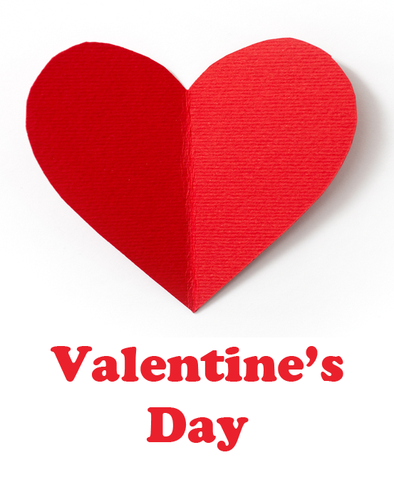 Celebrate Valentine's Day 2018 with a radio request on Radio Creme Brulee
