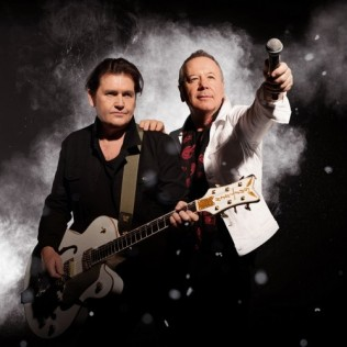 Simple Minds takes Austin by storm in a three-hour long rockathon