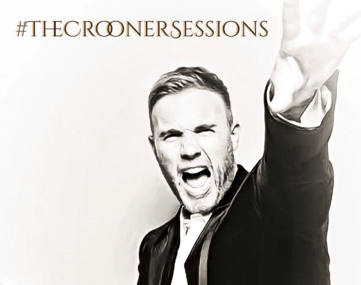 Gary Barlow's Crooner Sessions: The reasons we need this in our lives now