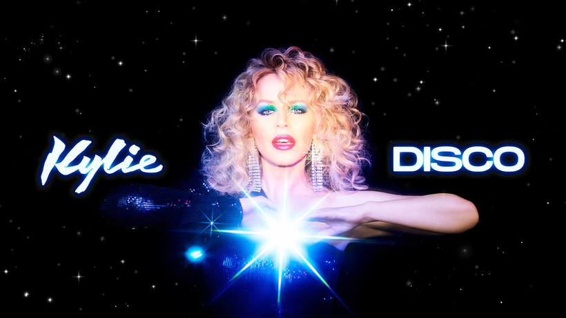"Album Review: The sonic glitter of Kylie Minogue's ""Disco"" shines a light in our darkness"